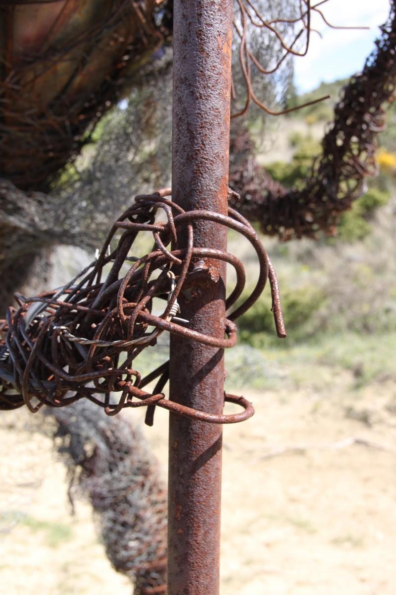 sentier sculpturel de Mayronnes (Aude) Img_9421