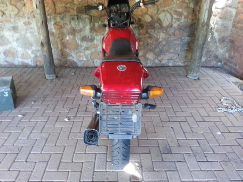 Hi , this will be my build and restore/fixing attempt of my K100 '83  20130820