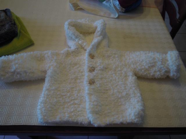mes tricots finis Plaid_32