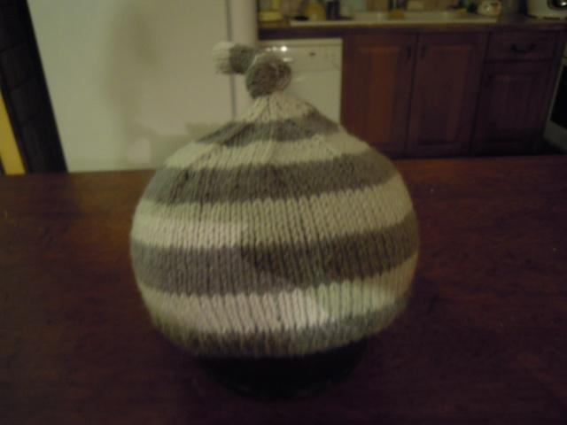 mes tricots finis Plaid_34