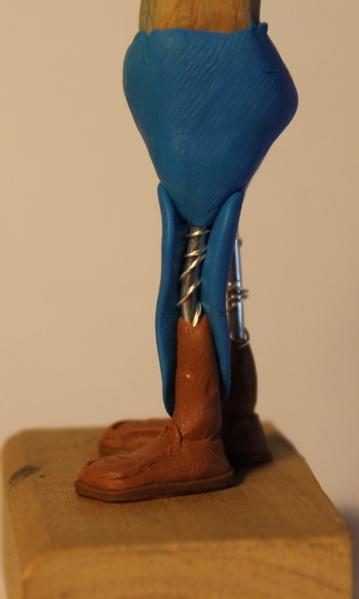 Eine Figur in 1:20 selber modellieren Img_1115