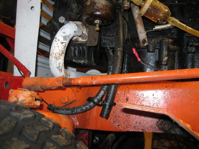 14.5 OHV Crankcase Breather Tube Img_3222