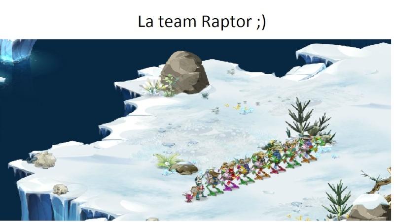Raptor [Acceptée] Team210