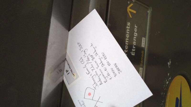 Projet Carte Postal pour Hey ! Say ! JUMP. 「TERMINÉ」 - Page 6 Dsc_0310
