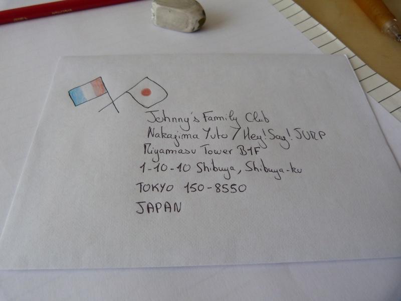 Projet Carte Postal pour Hey ! Say ! JUMP. 「TERMINÉ」 - Page 5 P1090512
