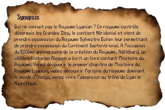 Lyanian Kingdom's History : King Lyan Craati11