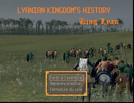 Lyanian Kingdom's History : King Lyan Lkh_kl10