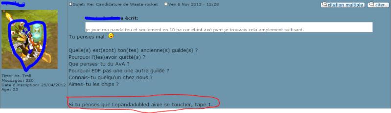 "Lepandadubled ""Le retour"" Squall10"
