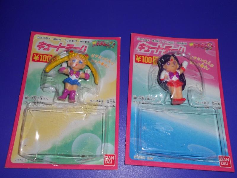 SAILOR MOON: lotto 2 mini figure statiche Japan (anche divisibile) Dscn0410
