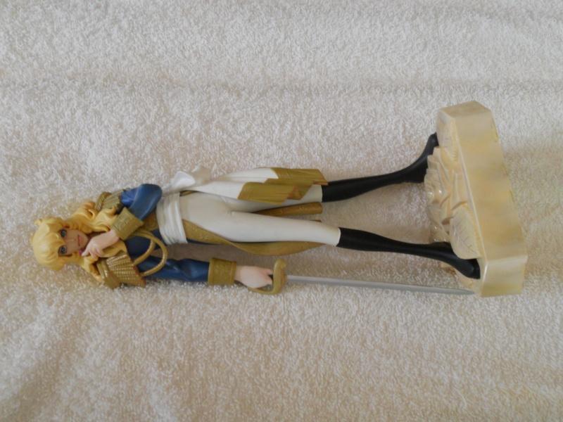 Lady Oscar/Rose Versailles: FIGURA STATICA BY SEGA Dscn2615