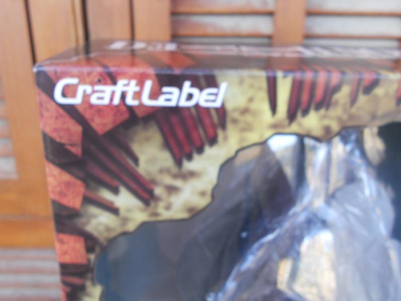DEATH NOTE: RYUK by Craft Label/Jun Plunning come nuovo con scatola Dscn3116