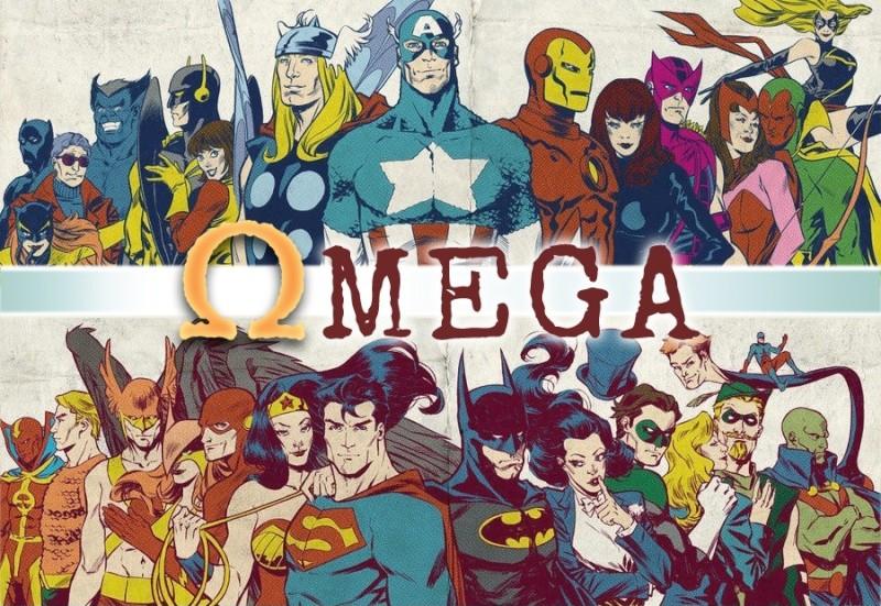 Omega Universe - Foro de Rol de Marvel y DC