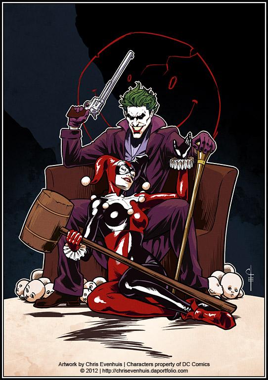 """Harleen Quinzel """"Harley Quinn"""" Joker_10"""