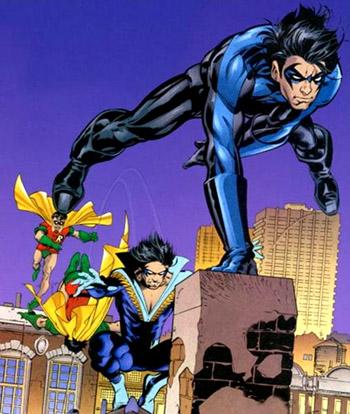 "Dick Grayson ""Nightwing"" Nightw11"