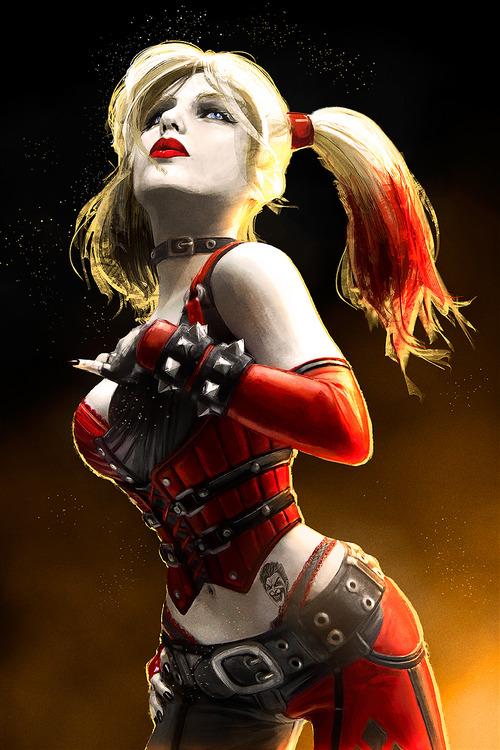 "Harleen Quinzel ""Harley Quinn"" Tumblr10"