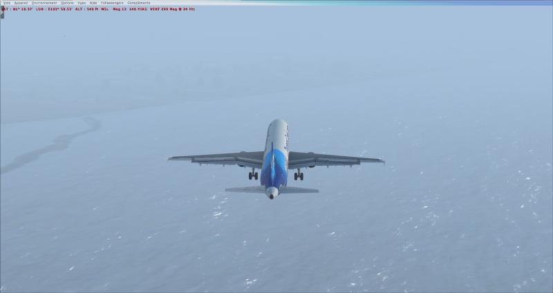 Vol liner avec météo épouvantable 2014-422