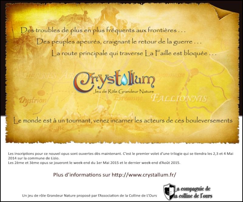 Le GN « Crystallum : La passe des Corbeaux » Affich19