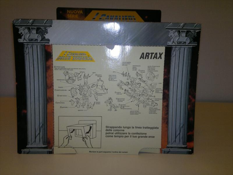 CAVALIERI DELLO ZODIACO ASGARD Artax10