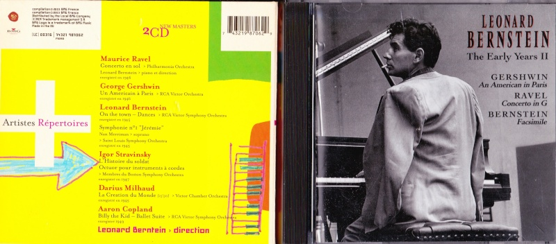 Ravel - Les 2 concertos - Page 2 Bernst11