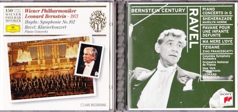 Ravel - Les 2 concertos - Page 2 Bernst12