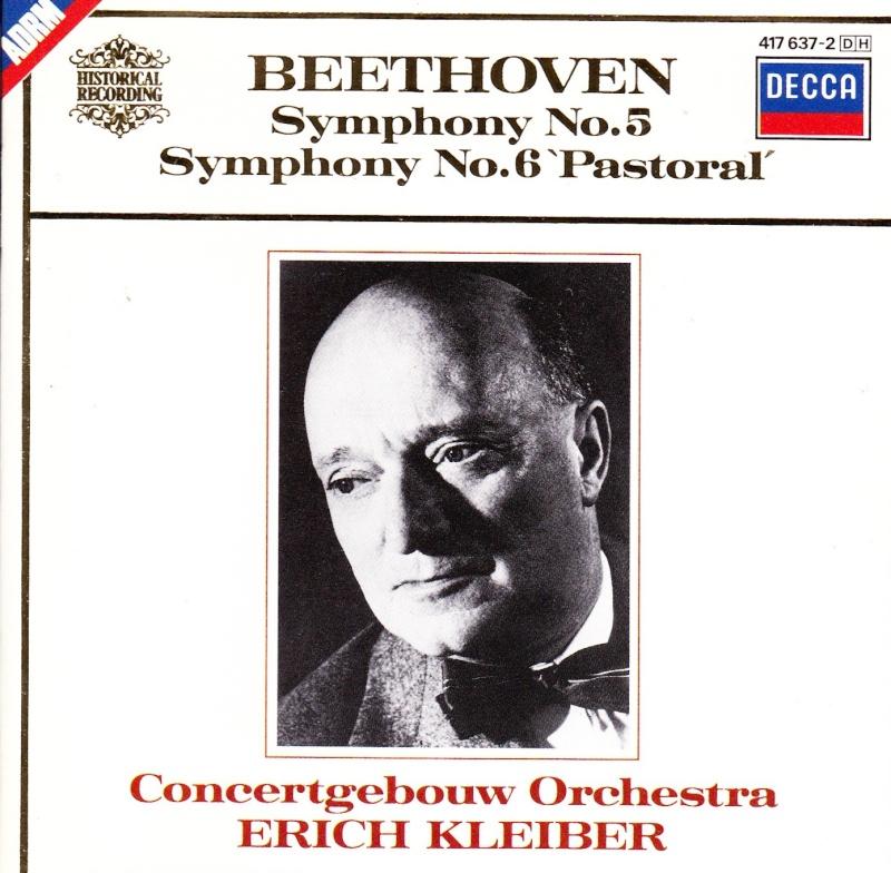 Beethoven : Symphonie n°5 Kleibe10