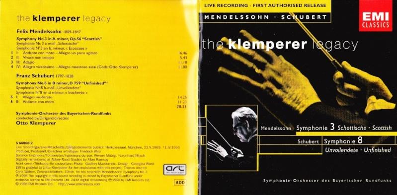 "Mendelssohn, Symphonie n°3 ""Ecossaise"" Klempe14"