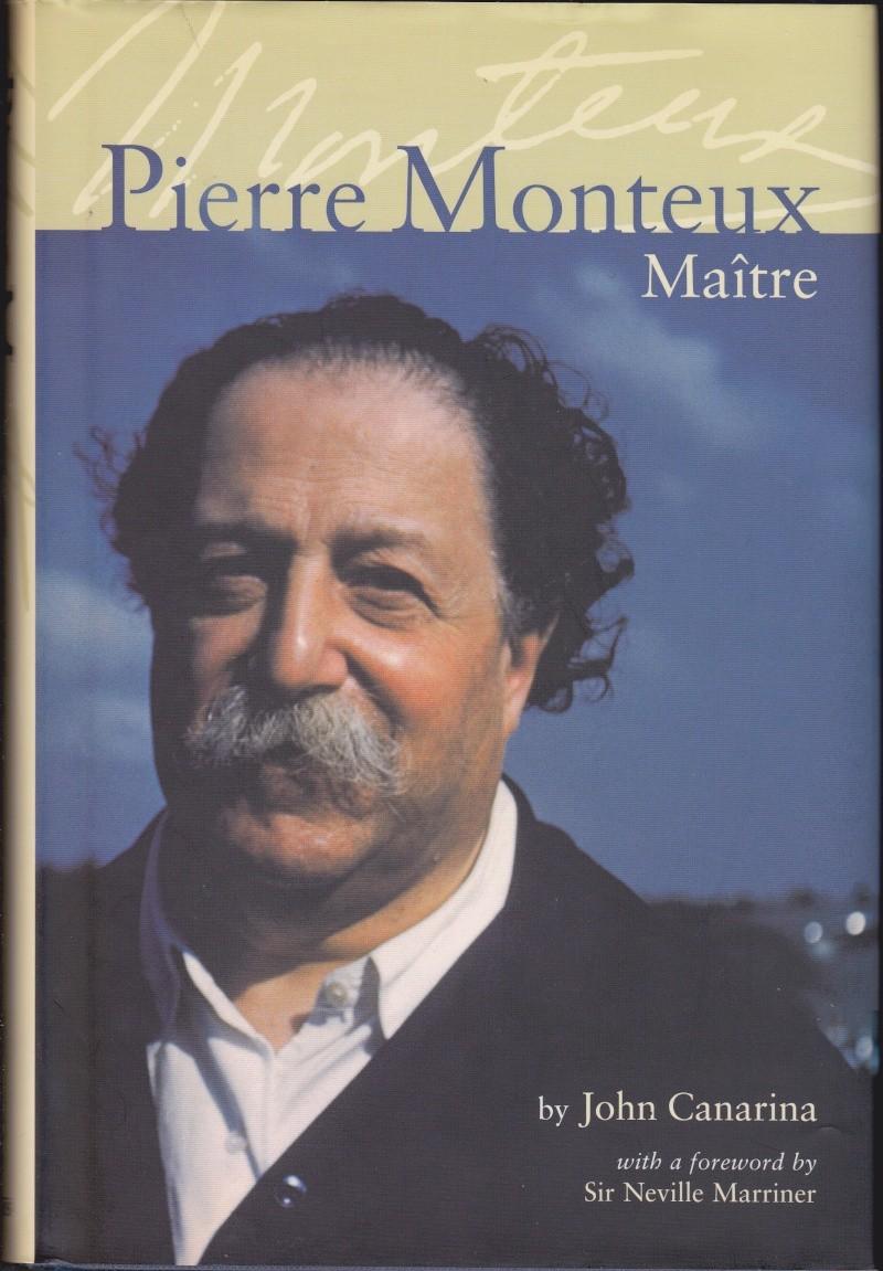 Pierre Monteux Monteu10