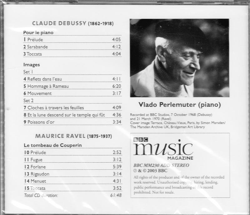 Vlado Perlemuter (pianiste) Perlem11