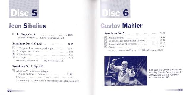 Mahler- 9ème symphonie - Page 6 Szell_12