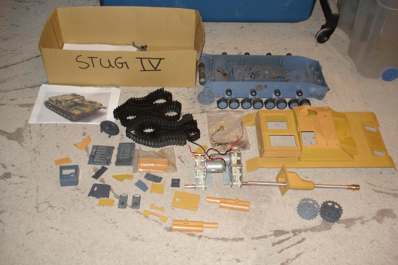 Stug IV kit and lower hull Fall_225