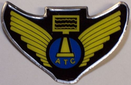 2013, Air Taxiway Control Chest Badge 2013_a14