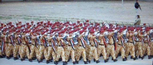 Iraqi Ribbon Sash worn in parades Sf_sas10