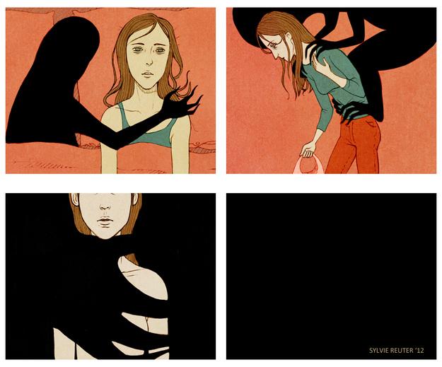 Viñetas depresivas Depre310