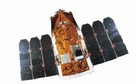 Satellite EROS-B Cantie55