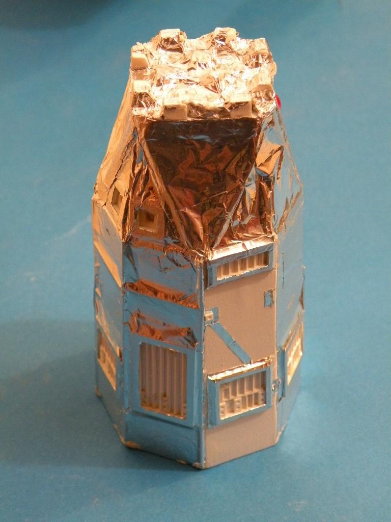 Satellite EROS-B Cantie56