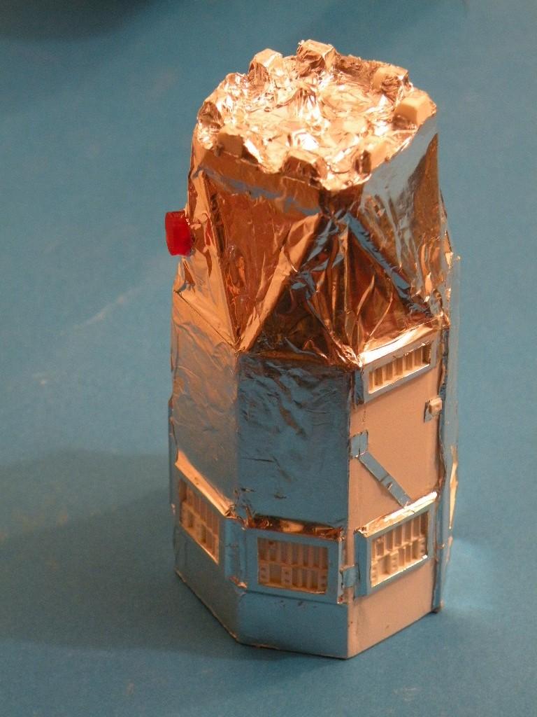 Satellite EROS-B Cantie57