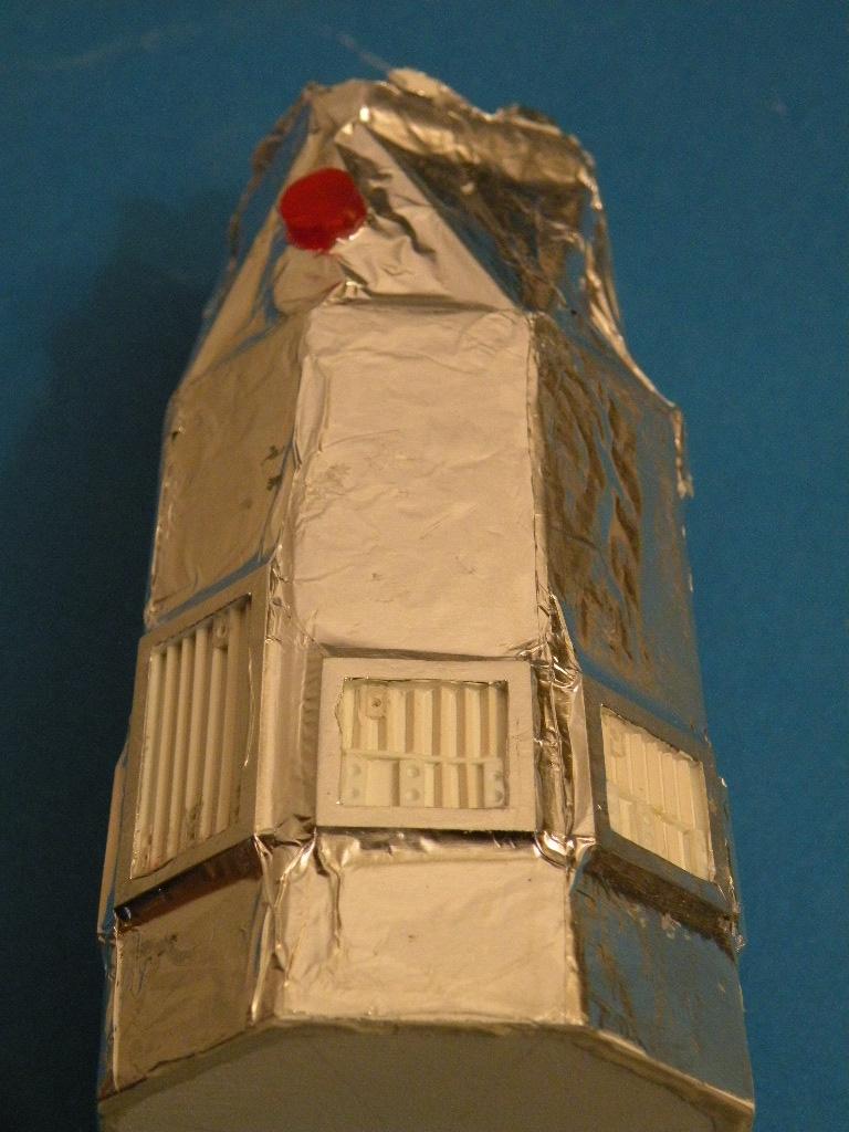 Satellite EROS-B Cantie61