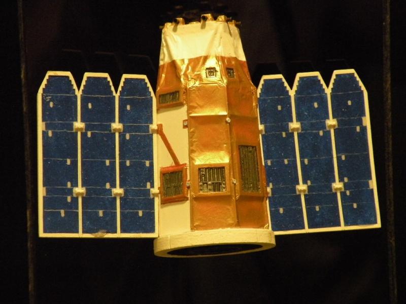 Satellite EROS-B Cantie64