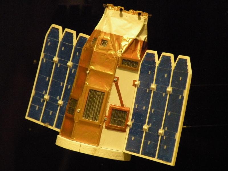 Satellite EROS-B Cantie65