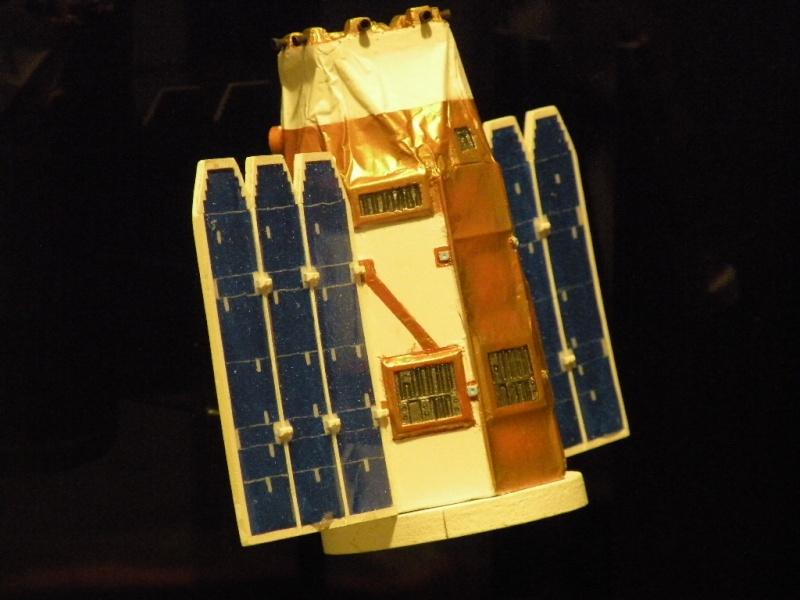 Satellite EROS-B Cantie67