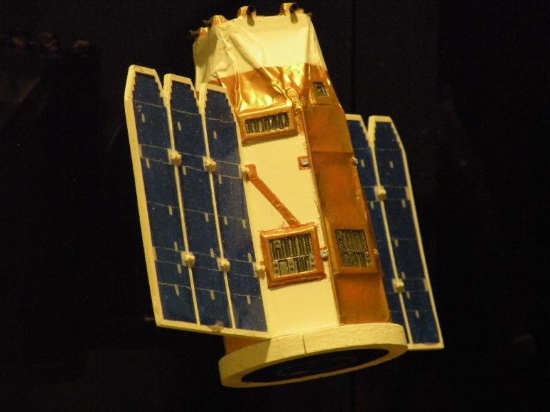 Satellite EROS-B Cantie68