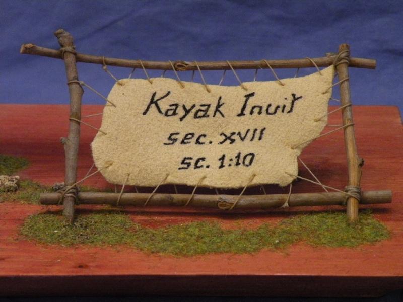 Kayak Inuit Secolo XVII Dscn6214