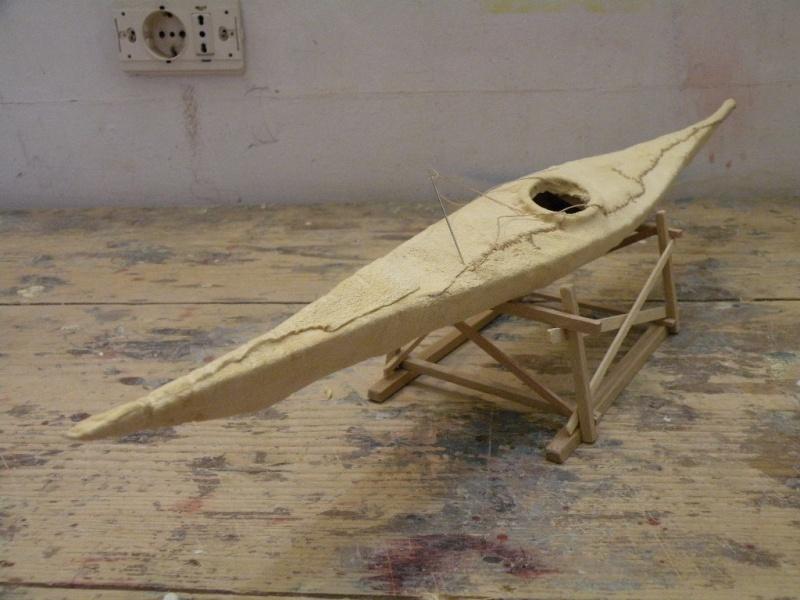 Kayak Inuit Secolo XVII Inuit_13