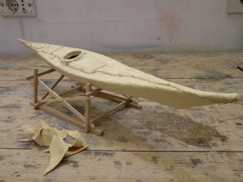 Kayak Inuit Secolo XVII Inuit_16