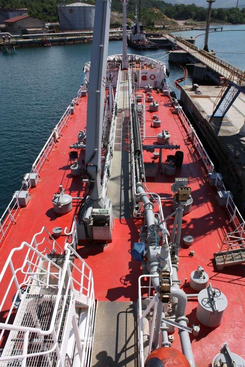 Nave cisterna Marisa N. attrezzata per antinquinamento Marisa11