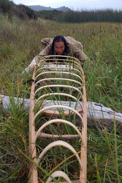 Kayak Inuit Secolo XVII Sighti10
