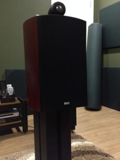 B&W Nautilus 805 Speakers SOLD 2image10
