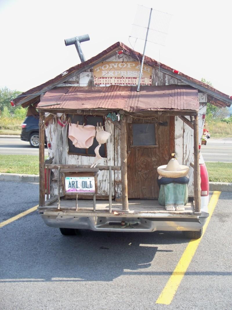 Camionnette Inusité Camion18