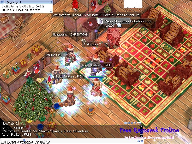 Event Screenshot Game Christmas 2019 Aink11