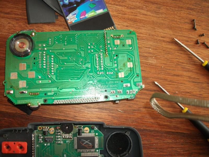 [Résolu Merci ] Probleme Console portable  Gamate qui ne s'allume pas  Dscf1312